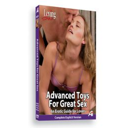 ADVANCED TOYS FOR GREAT SEX EDUCATIONAL DVD